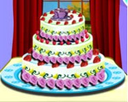 Barbie cake decoration online